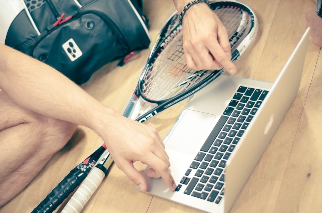 Squashschläger online kaufen